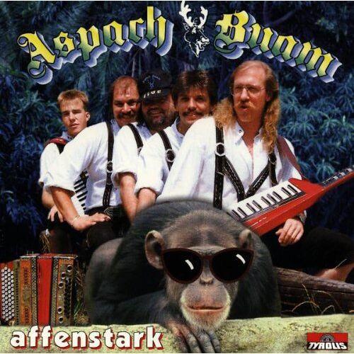Aspach Buam - Affenstark - Preis vom 04.09.2020 04:54:27 h