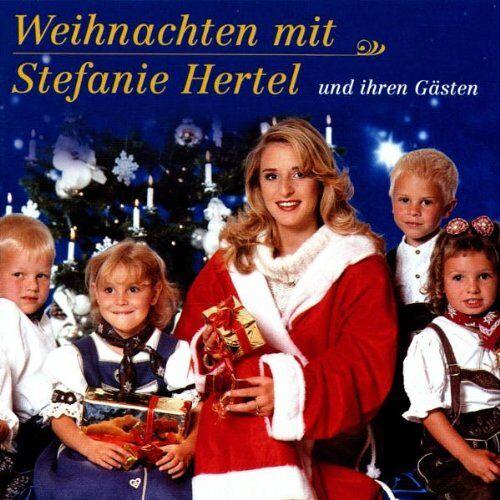 Stefanie Hertel - Weihnachten mit Stefanie Hertel - Preis vom 09.05.2021 04:52:39 h