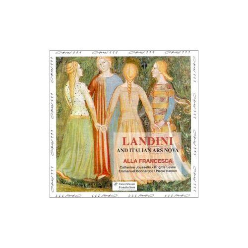 Alla Francesca - Francesco Landini - Preis vom 14.04.2021 04:53:30 h