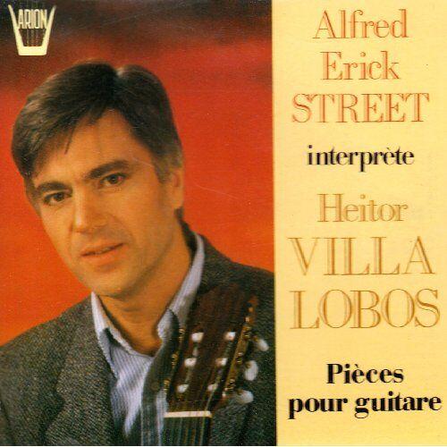 Heitor Villa-Lobos - Werke für Gitarre - Preis vom 21.01.2021 06:07:38 h