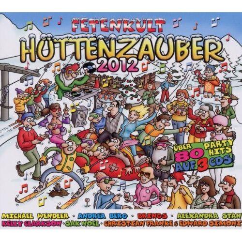Various - Hüttenzauber 2012 - Preis vom 20.10.2020 04:55:35 h