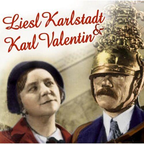 Valentin, K.-Karlstadt, Liesl - Karl Valentin Liesl Karlstadt - Preis vom 20.10.2020 04:55:35 h