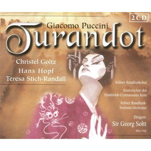 Giacomo Puccini - Turandot - Preis vom 25.02.2020 06:03:23 h