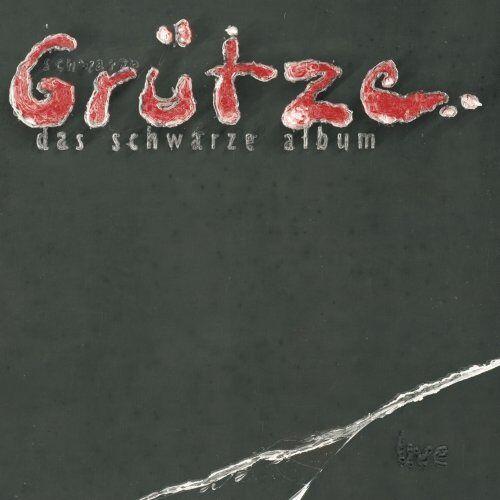 die Schwarze Grütze - Das Schwarze Album - Preis vom 12.05.2021 04:50:50 h