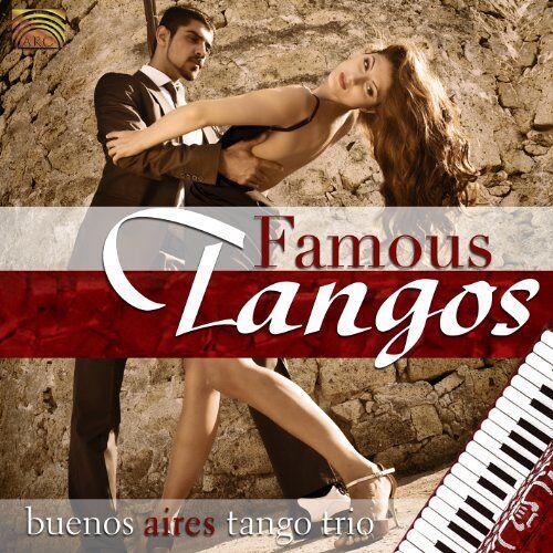 Buenos Aires Tango Trio - Famous Tangos - Preis vom 16.10.2019 05:03:37 h