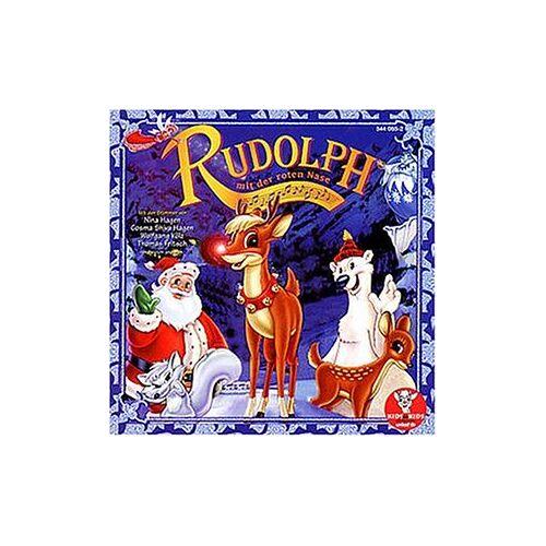 Rudolph - Rudolph mit der Roten Nase (Hö [Musikkassette] - Preis vom 12.05.2021 04:50:50 h