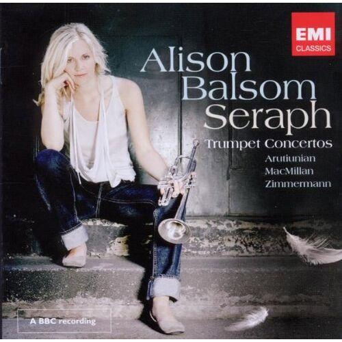 Alison Balsom - Seraph: Trompetenkonzerte - Preis vom 08.05.2021 04:52:27 h