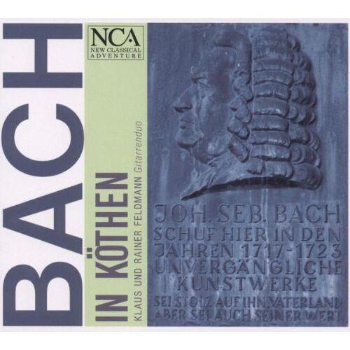 Klaus Feldmann - Bach in Köthen - Preis vom 20.10.2020 04:55:35 h