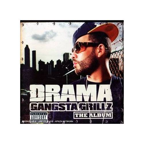 Drama - Gangsta Grillz - Preis vom 20.04.2021 04:49:58 h
