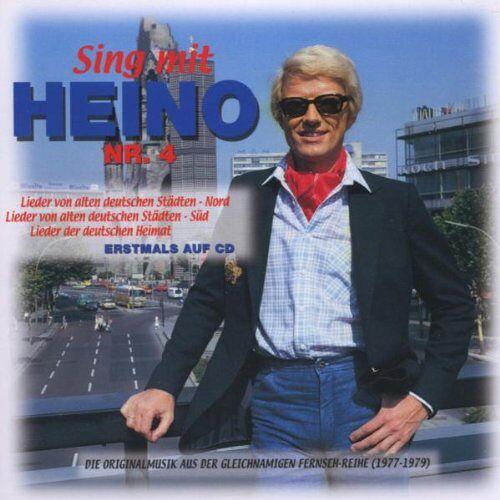 Heino - Sing mit Heino/Nr.4 - Preis vom 01.03.2021 06:00:22 h