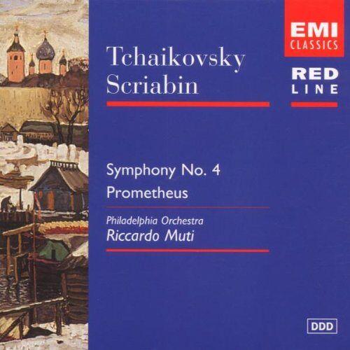 Dmitri Alexeev - Symphony No. 4 / Prometheus - Preis vom 20.10.2020 04:55:35 h