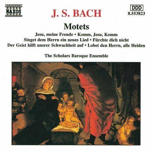 Ensemble Motetten BWV 225-230 - Preis vom 05.03.2021 05:56:49 h