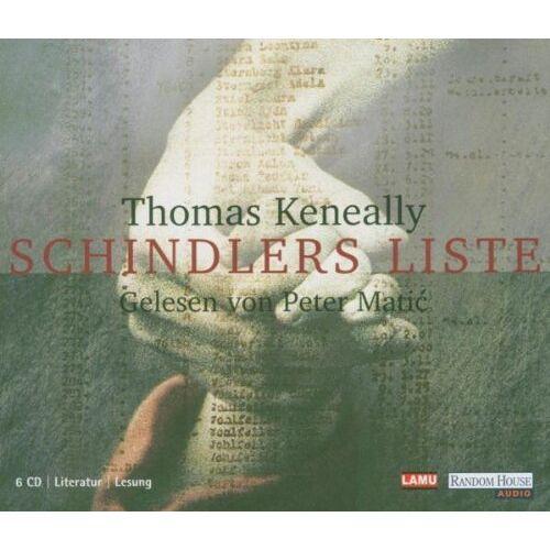 - Schindlers Liste - Preis vom 12.04.2021 04:50:28 h