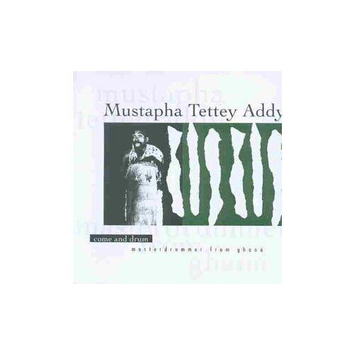 Addy, Mustapha Tettey - Come and Drum - Preis vom 09.05.2021 04:52:39 h