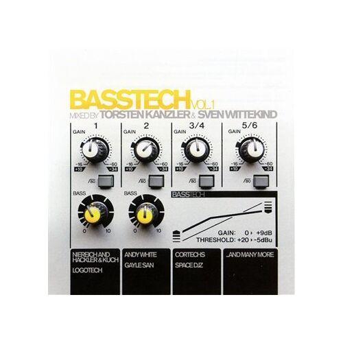 Various - Basstech Vol.1 Mixed By Torsten Kanzler & Sven Wittekind - Preis vom 08.05.2021 04:52:27 h