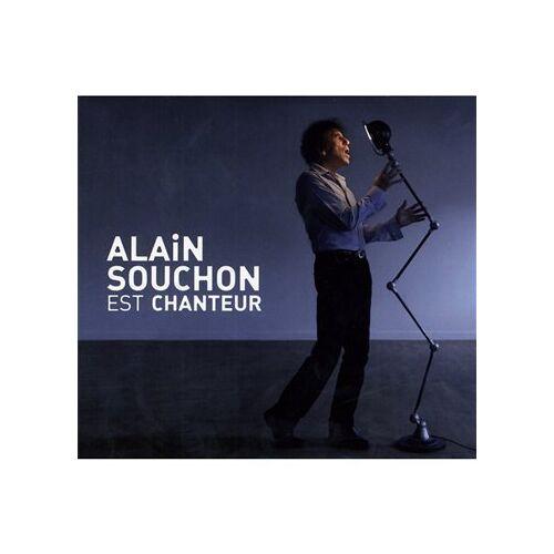Alain Souchon - Alain Souchon Est Chanteur Lt - Preis vom 16.01.2021 06:04:45 h