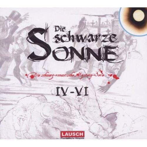 die Schwarze Sonne - Die Schwarze Sonne 4-6 (Ltd.B - Preis vom 12.05.2021 04:50:50 h