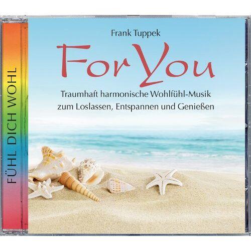Frank Tuppek - For You (CD 2143) - Preis vom 22.02.2020 06:00:29 h