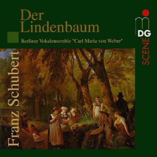 Berlin.Vokalens.C.M.V.Weber - Der Lindenbaum - Preis vom 10.05.2021 04:48:42 h