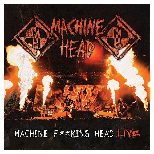 Machine Head - Machine F**King Head-Live - Preis vom 18.01.2020 06:00:44 h