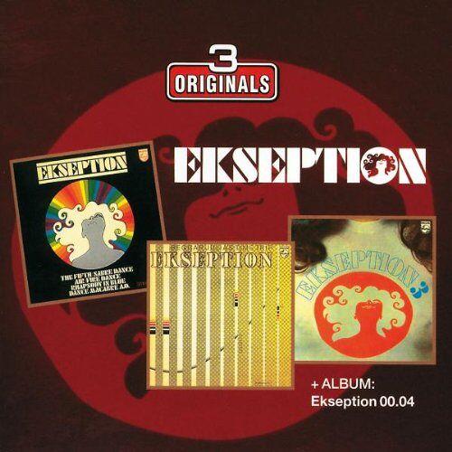 Ekseption - 3 Originals - Preis vom 15.04.2021 04:51:42 h