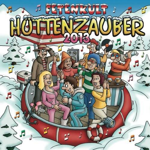 Various - Hüttenzauber 2013 - Preis vom 06.09.2020 04:54:28 h