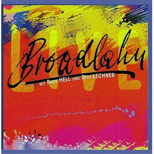 Broadlahn mit Bodo Hell und Otto Lechner - Broadlahn Live Vol.4 feat. Otto Lechner - Preis vom 18.04.2021 04:52:10 h