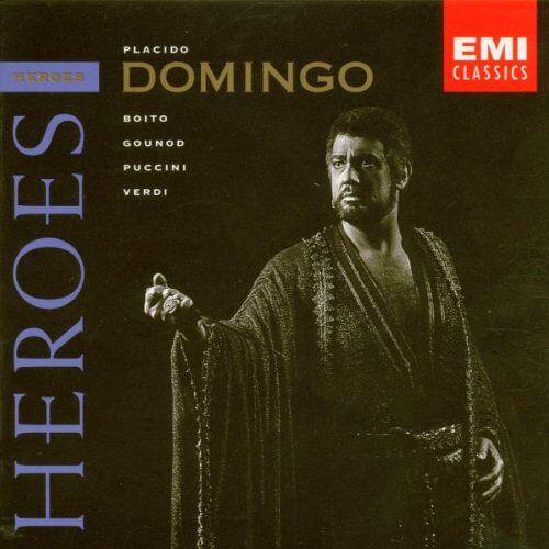Placido Domingo - Opera Herös - Placido Domingo - Preis vom 17.04.2021 04:51:59 h