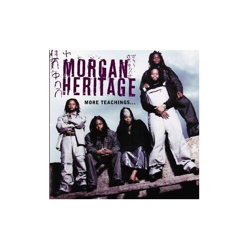 Morgan Heritage - More Teachings - Preis vom 16.04.2021 04:54:32 h