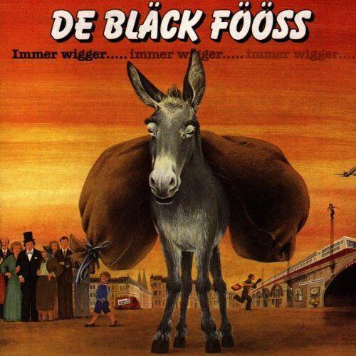 Bläck Fööss - Immer Wigger - Preis vom 18.04.2021 04:52:10 h