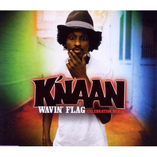 K'Naan - Wavin' Flag (2-Track) - Preis vom 20.10.2020 04:55:35 h