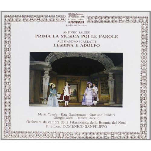 Casula - Prima la Musica/Lesbina - Preis vom 21.01.2021 06:07:38 h