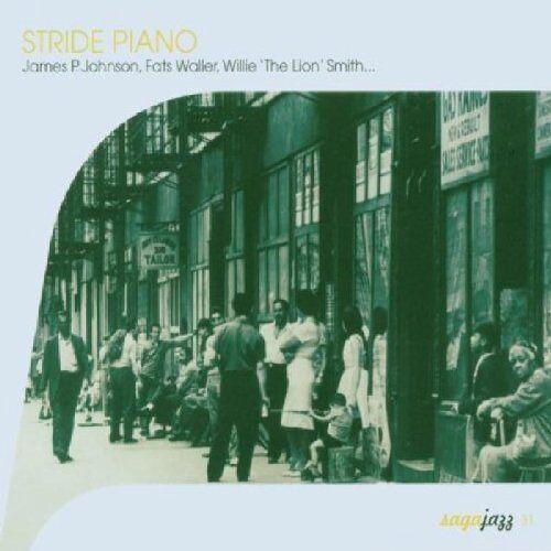 Johnson - Stride Piano - Preis vom 21.10.2020 04:49:09 h