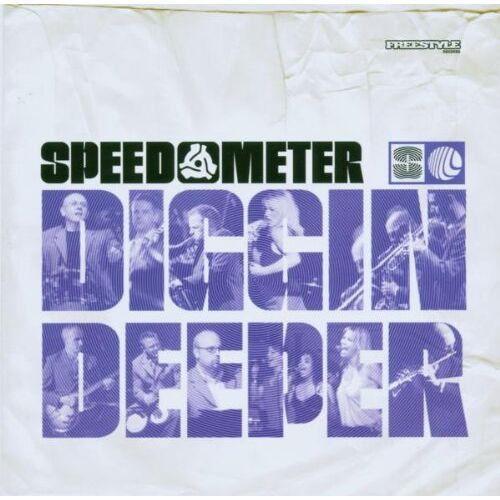 Speedometer - Diggin' Deeper - Preis vom 03.06.2020 05:03:07 h