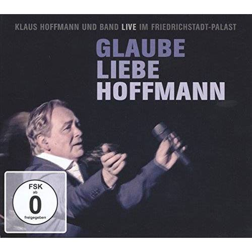 Klaus Hoffmann - Glaube Liebe Hoffmann - Preis vom 08.05.2021 04:52:27 h