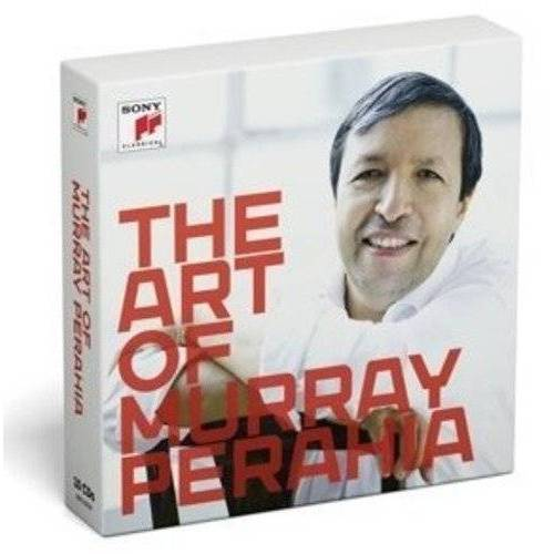 Murray Perahia - The Art of Murray Perahia - Preis vom 07.05.2021 04:52:30 h