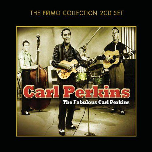Carl Perkins - The Fabulous Carl Perkins - Preis vom 18.04.2021 04:52:10 h