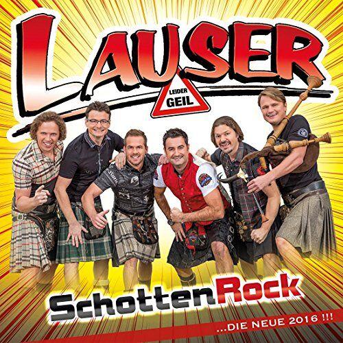 Die Lauser - SchottenRock - Preis vom 03.09.2020 04:54:11 h
