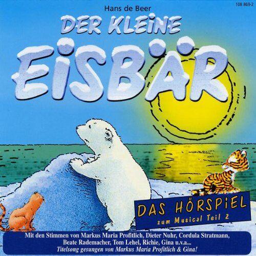 der Kleine Eisbär - Der Kleine Eisbär Teil 2 - Preis vom 18.04.2021 04:52:10 h