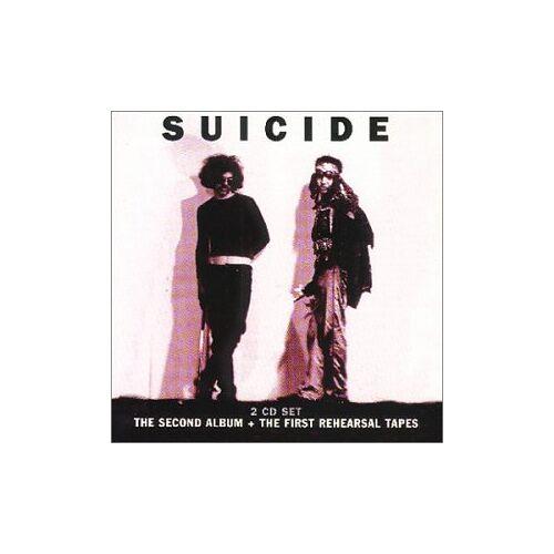 Suicide - Second Album - Preis vom 09.04.2021 04:50:04 h