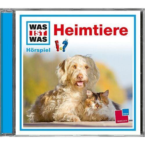 Was Ist Was - Was Ist Was: Heimtiere - Preis vom 19.10.2020 04:51:53 h