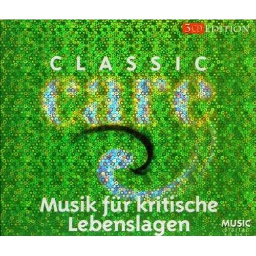 Various - Musik zur Entspannung - Classic Care (Bei ängstlicher Grundstimmung, aggressiver Grundstimmung, depressiver Grundstimmung) - Preis vom 18.01.2021 06:04:29 h