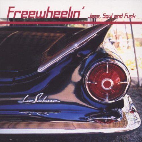 Various - Freewheelin' Jazz,Soul & Funk - Preis vom 14.04.2021 04:53:30 h