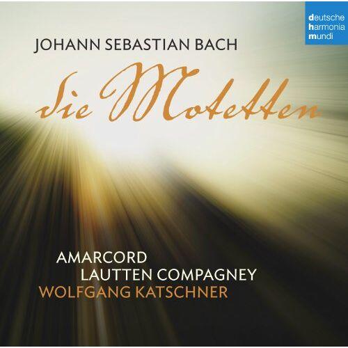 Amarcord - Bach: Die Motetten - Preis vom 05.12.2019 05:59:52 h