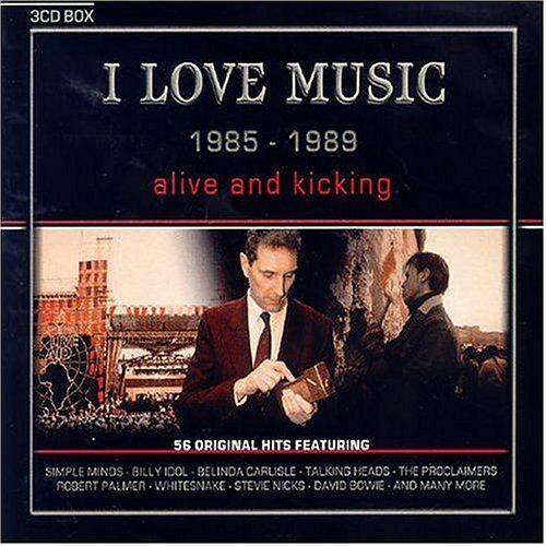 Various - Alive & Kicking - Preis vom 21.10.2020 04:49:09 h