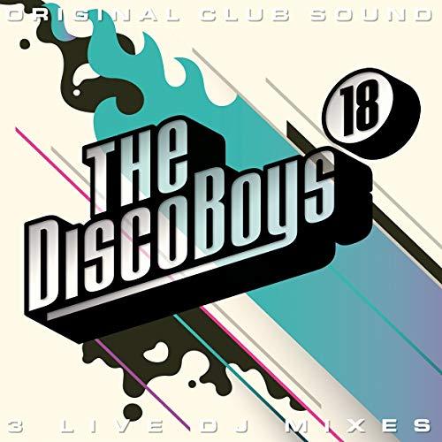 The Disco Boys - The Disco Boys,Vol.18 - Preis vom 15.01.2021 06:07:28 h
