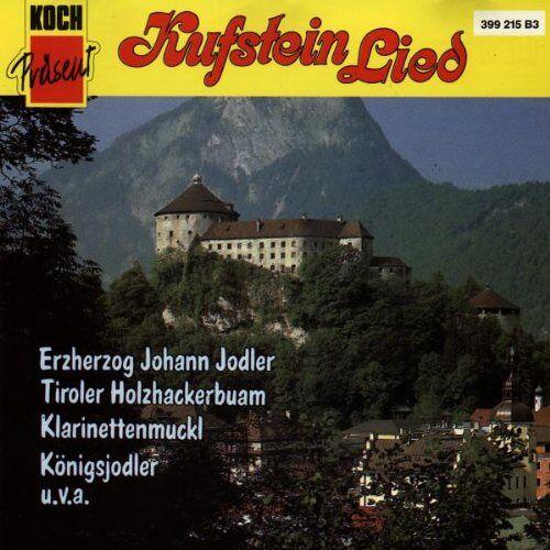 Various - Kufstein-Lied - Preis vom 20.10.2020 04:55:35 h