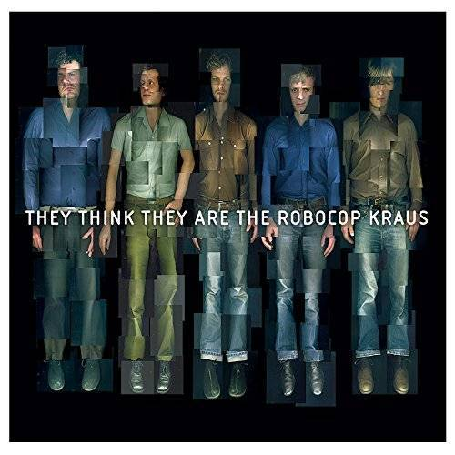 Robocop Kraus - They Think They Are the Roboco - Preis vom 04.09.2020 04:54:27 h