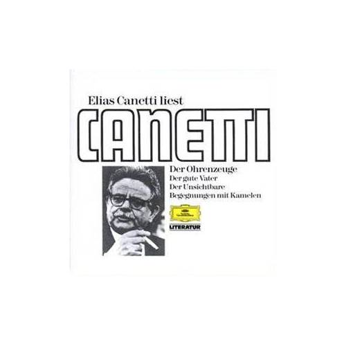 Elias Canetti - Elias Canetti Liest Canetti - Preis vom 20.10.2020 04:55:35 h