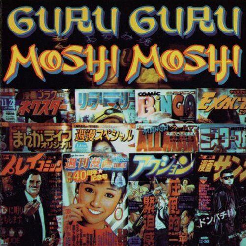 Guru Guru - Moshi Moshi - Preis vom 05.09.2020 04:49:05 h